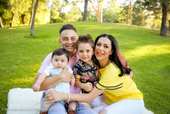 Narineh's Family Session